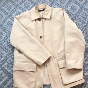 Men's Loro Piana cotton coat